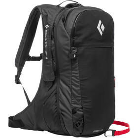 Black Diamond JetForce Pro Lumivyöryreppu 25l, black